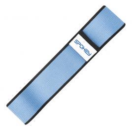 Banda elastica antrenament, Spokey Tracy, marimea L, 42 x 8 cm, albastru
