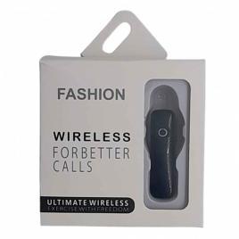 Casca bluetooth pentru condus neagra wireless,