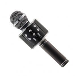 Microfon karaoke fara fir ws-858, acumulator, bluetooth
