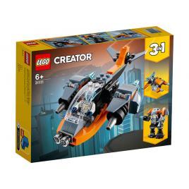 Lego creator - drona cibernetica 31111