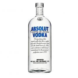 Absolut  vodka, vodka 1.75l