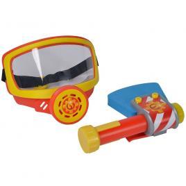 Set simba fireman sam masca oxigen cu topor