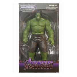 Figurina Avengers EndGame, Super Hero Hulk, 25 cm