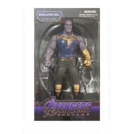 Figurina Avengers EndGame, Super Hero Thanos, 25 cm