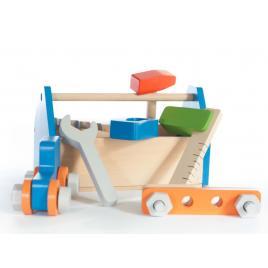 Set de unelte din lemn marc toys