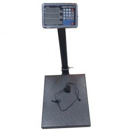 CANTAR CU PLATFORMA, BRAT RABATABIL , DISPLAY LCD, 700 KG