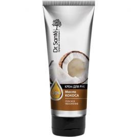 Crema pentru maini cu ulei de cocos, 75 ml, Dr. Sante