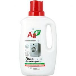 Detergent lichid gel pentru rufe cu ioni de argint Ag+  Elfa Farm 1000ml