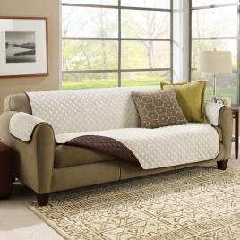 Husa de protectie pentru canapea Couch Coat cu 2 fete