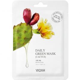 Masca de Fata Yadah Daily Green CACTUS 25 ml