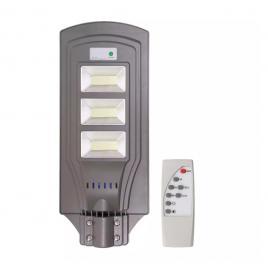 Lampa solara stradala de exterior, senzor de lumina 90w, telecomanda