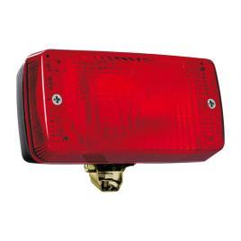 Lampa auto wesem pentru ceata rosie 12/24v 14x17,5x6,5cm cu bec p21w , 1 buc kft auto