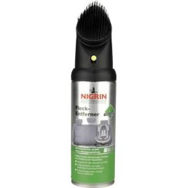Spray curatat tapiteria nigrin pentru curatat mochete si scaune spuma activa cu perie , 400 ml kft auto