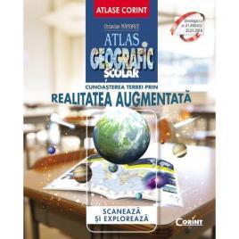 Atlas geografic scolar. cunoasterea terrei prin realitatea augmentata