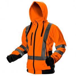 Jacheta de lucru reflectorizanta portocalie nr.52 clasa 3 neo tools 81-746-l