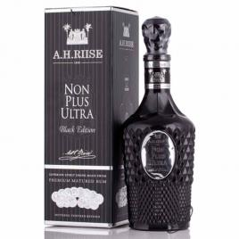 A.h. riise non plus ultra black edition, rom 0.7l