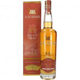A.h. riise xo ambre d'or reserve, rom 0.7l
