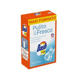 Detergent rufe pudra dash new formula 95 spalari 7.92kg