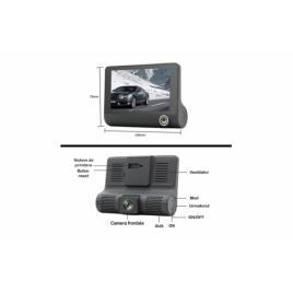 Camera auto tripla Blackbox, L300-1