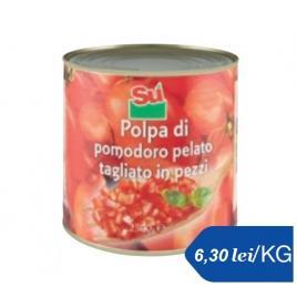 Conserva de pulpa de rosii su 2,5kg