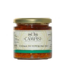 Crema italiana de ardei iute campisi 220g
