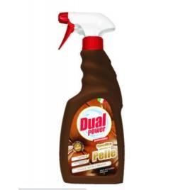 Detergent pentru articole din piele dual power 500ml