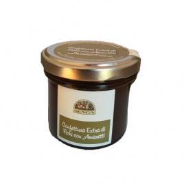 Dulceata italiana extra de smochine cu  migdale senga 120g