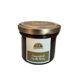 Dulceata italiana de ceapa rosie senga 120g