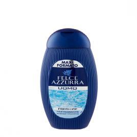 Gel de dus barbatesc felce azzurra  fresh ice  men- 250 ml