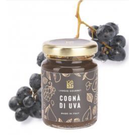 Mostarda de struguri cogna' di uva langhe gourmet 100g