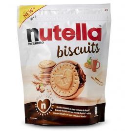 Nutella biscuits  - biscuiti cu crema de alune si cacao nutella 304g