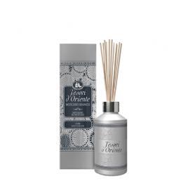 Odorizant cu betisoare  parfum  de mosc alb tesori d'oriente 200 ml