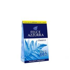 Odorizante lenjerie dulap, felce azzurra parfum clasic set 3plicuri