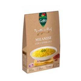 Orez italian risotto alla milanese cu sofran de persia gallo 175 g