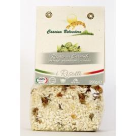 Orez italian risotto cu anghinare cascina belvedere 250g