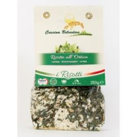 Orez italian risotto cu urzici cascina belvedere 250g