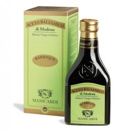 Otet balsamic de modena igp  manicardi  barrique 250 ml