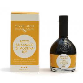 Otet balsamic de modena igp manicardi le rotonde 3 medalii 250 ml