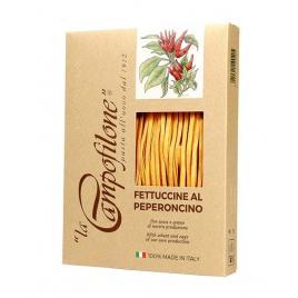 Paste italiene fettuccine cu ardei iute elite 250g la campofilone