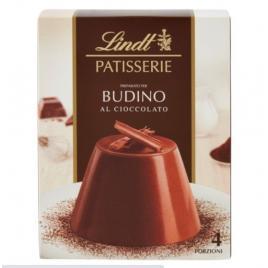 Preparat pentru budinca de ciocolata cu lapte lindt  patisserie 95g - 4 portii