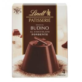 Preparat pentru budinca de ciocolata neagra lindt  patisserie 95g - 4 portii