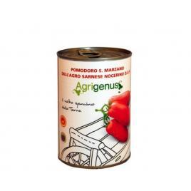 Rosii italiene san marzano dell'agro sarnese-nocerino dop 400g agrigenus