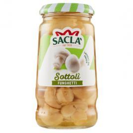 Saclà ciupercute in ulei de floarea soarelui 290 g