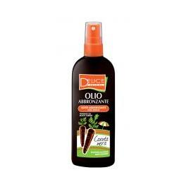 Ulei de plaja bronzant spray delice italia extract morcov negru 150ml