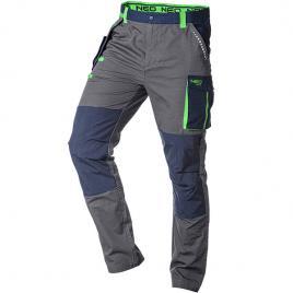 Pantaloni de lucru premium ripstop nr.xxl/56 neo tools 81-227-xxl