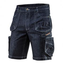 Pantaloni scurti de lucru denim nr.xl/54 neo tools 81-279-xl