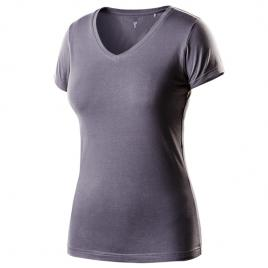 Tricou pentru femei gri inchis nr.s/36 neo tools 80-610-s