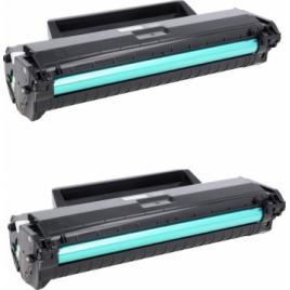 2 buc Cartus toner compatibil cu Samsung ML1660 MLT-D1042S