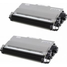 2 buc Toner Compatibil TN3380 HL-5440 DCP-8110 MFC8510