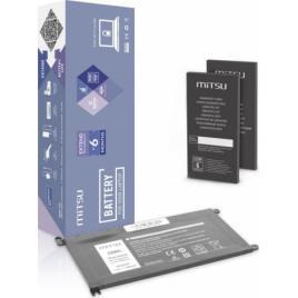 Baterie laptop Mitsu Clasa A Dell Vostro 14 5468 Inspiron 15 5568 WDX0R 3400 mAh